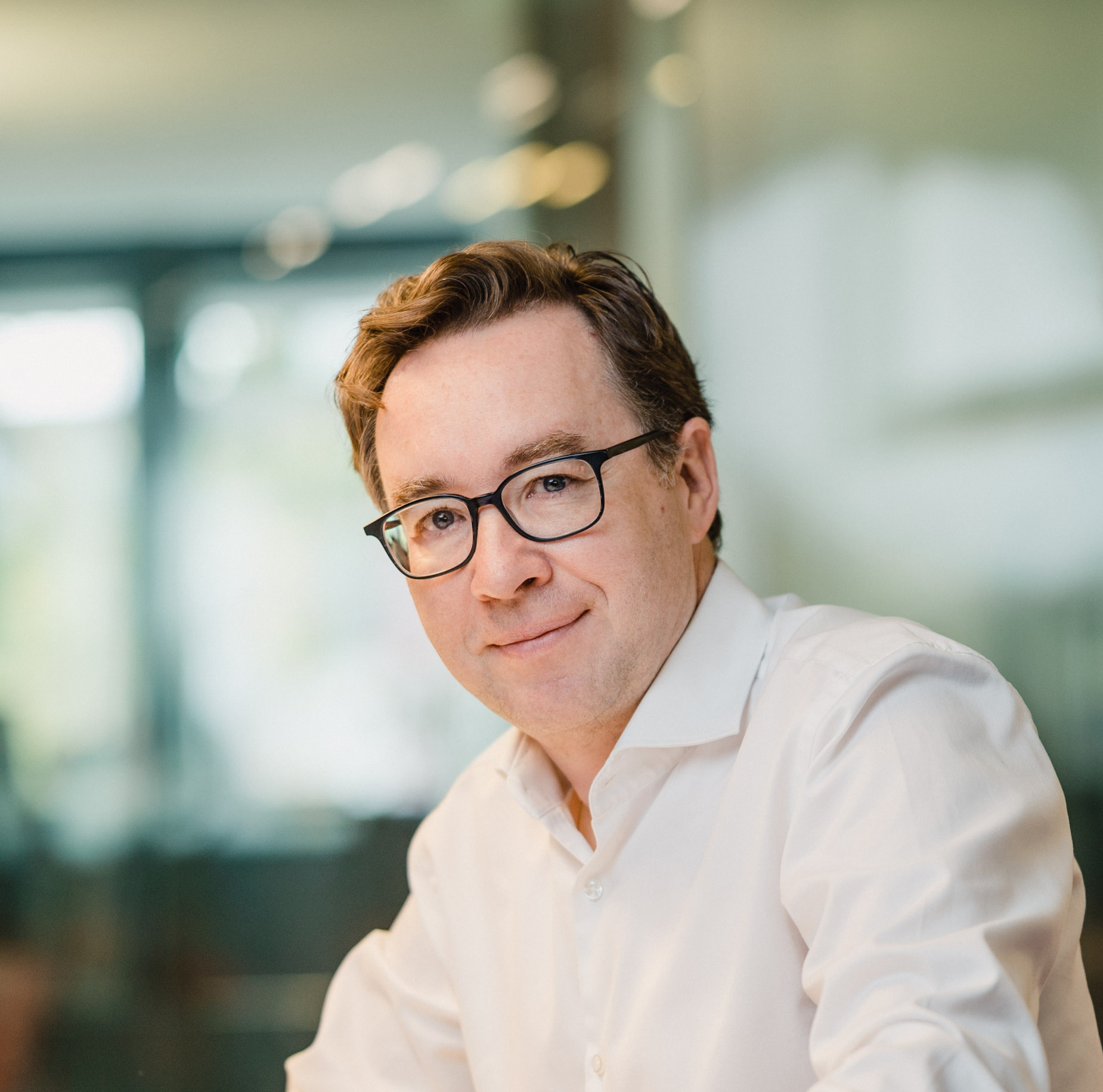 Yann Hervé, Geschäftsführender Gesellschafter