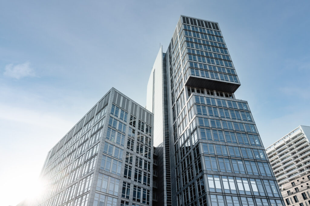 Neuer Mieterausbau im Gebäude TwoTowers Berlin!
