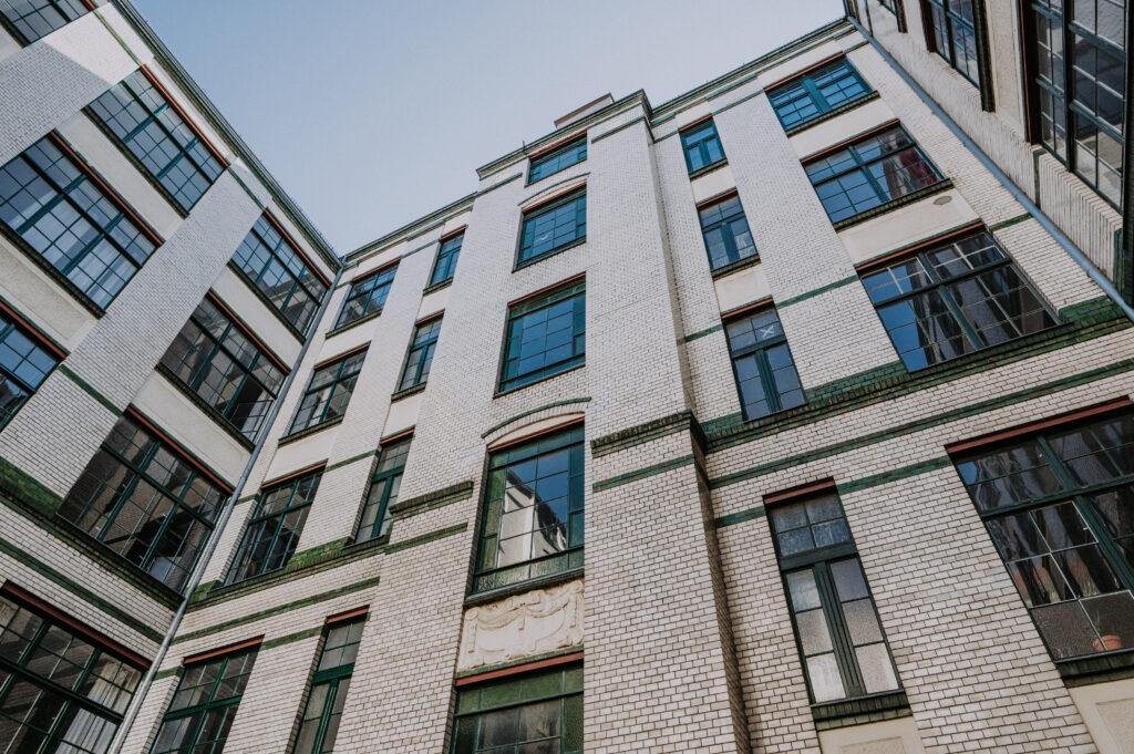 Projektstart in den Oranienhöfen in Kreuzberg